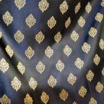 Жаккардовая портьерная ткань