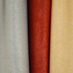 яркие однотонные портьерные ткани