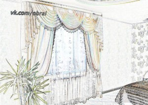 Дизайн и пошив штор на заказ в Серпухове, выезд дизайнера