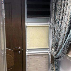 Рулонные шторы в Серпухове