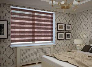 Рулонные шторы из ткани Лайн