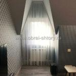 Пошив штор из тюля